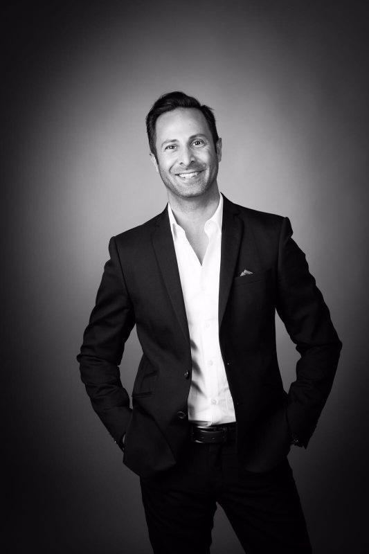 Pedram Fard, försäljningschef, Nordomatic