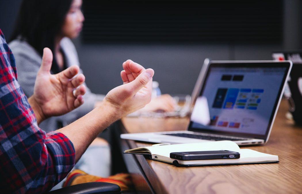 Del 1: Det digitala mötet – samma sak fast på en ny scen