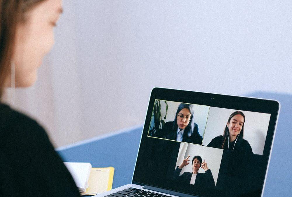 Del 3: Det digitala mötet –samma sak fast på en ny scen