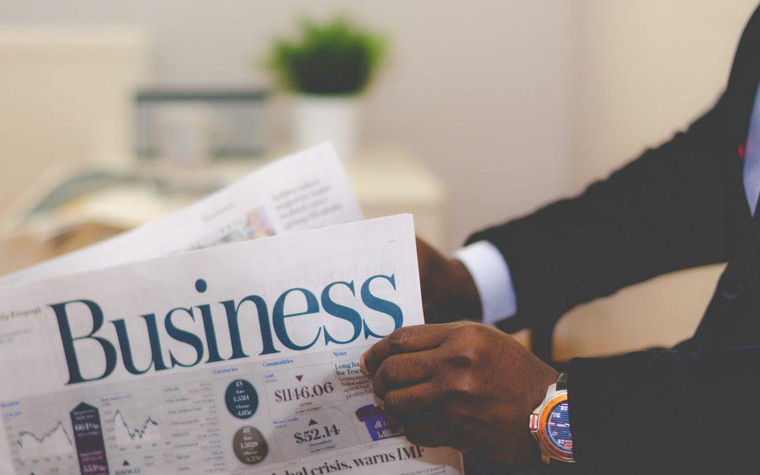 Missa inte månadens artiklar om sales management